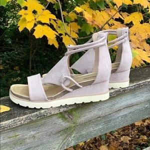 🆕 Maurices Hallie Sporty Platform Wedge Women 11